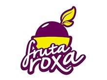 Criação Logomarca Fruta Roxa Açaí