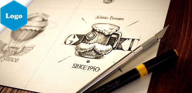 Serviço Criação de Logomarcas