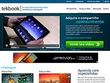 Web Design Layout Site Tekbook