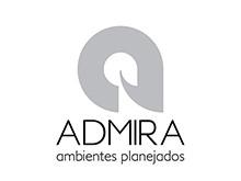 Criação Logomarca Admira Móveis Planejados